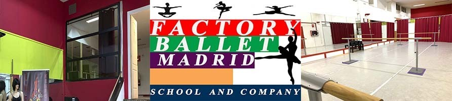 Factory Ballet 2 rooms for rent in área Ventas Madrid